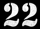 22 a day